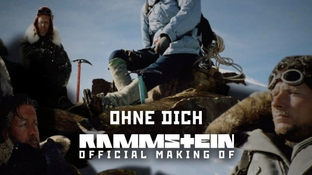 Rammstein - Ohne Dich (Official Making Of)