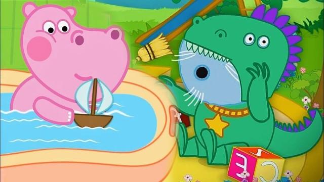 Лучшие серии мультика Пепа Гиппо #16 (Pepa Hippo)