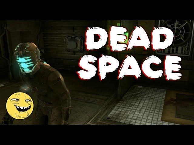 Dead Space #2 ☻ Кладбище мутантов