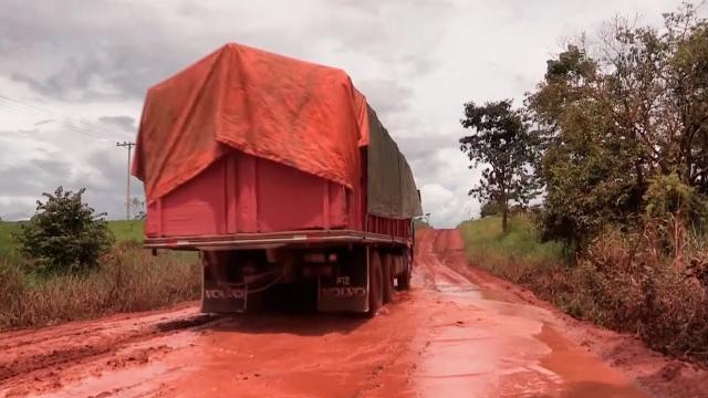 Самые опасные путешествия. Боливия