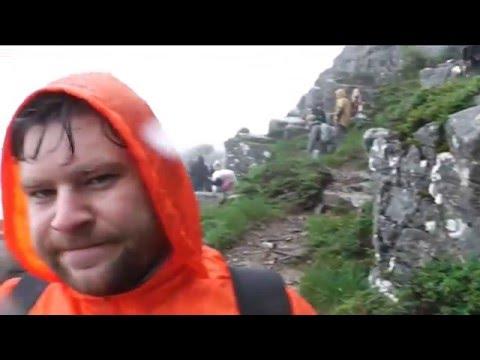 Норвегия на машине часть 5 Preikestolen . Прекистолен.