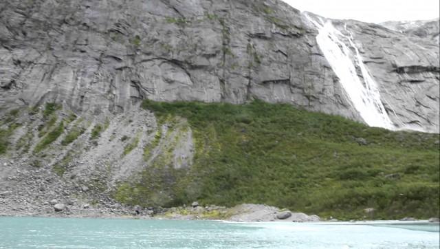 Norway 7. Ледник Бриксдайл.