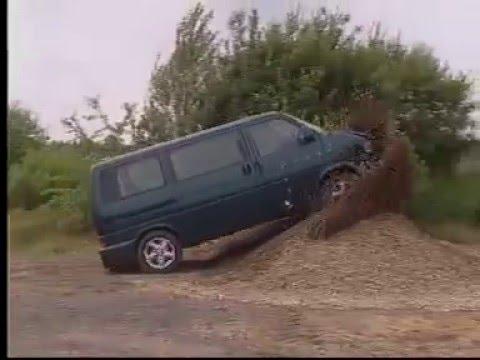 Интересное видео том, как Volkswagen проверяет свои автомобили