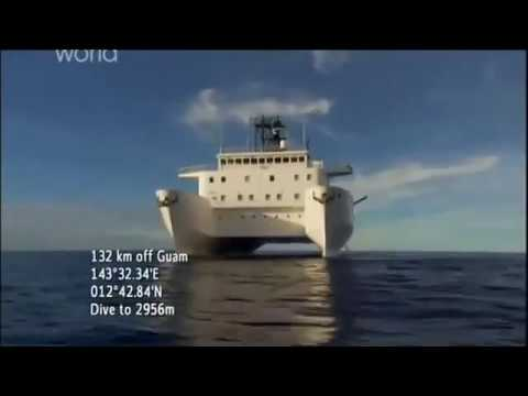 Discovery: Погружение на дно Океана: Марианская Впадина (2010)