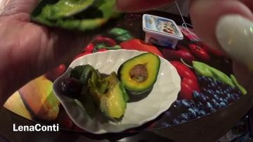 LC330:Женский клуб.Как стать красивой к Юбилею! Простая кулинария! Утро,завтрак, авокадо