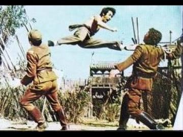 Смертельная Игра (Брюс Ли, боевик каратэ 1979 год)