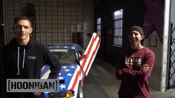 [HOONIGAN] DT 182: Adam LZ Versus TJ Hunt in our $350 BMW e36
