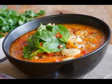 Сытный суп. Простой рецепт вкусного супа