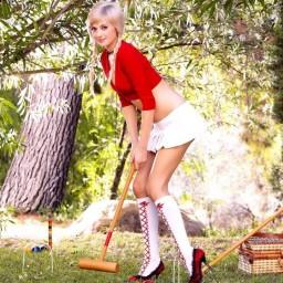 ДЕВУШКИ. ПРИРОДА. МИНИ. ЧУЛКИ #девушки#природа#мини#чулки
