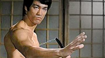 Чен Жен (Брюс Ли) против японской школы каратэ | Chen Zhen (Bruce Lee) vs Japanese karate schools