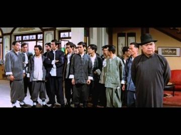 1972 1 Кулак ярости Китайский связной Брюс Ли