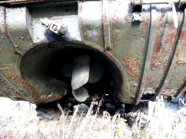 Фотографии Советских экспериментальных вездеходов